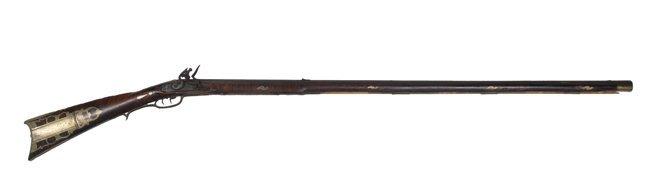 Full Stock Pennsylvania Flint Lock Rifle