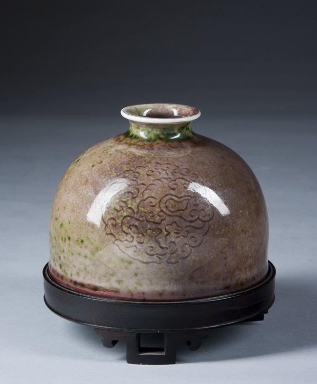 Chinese Kangxi Beehive Water Pot