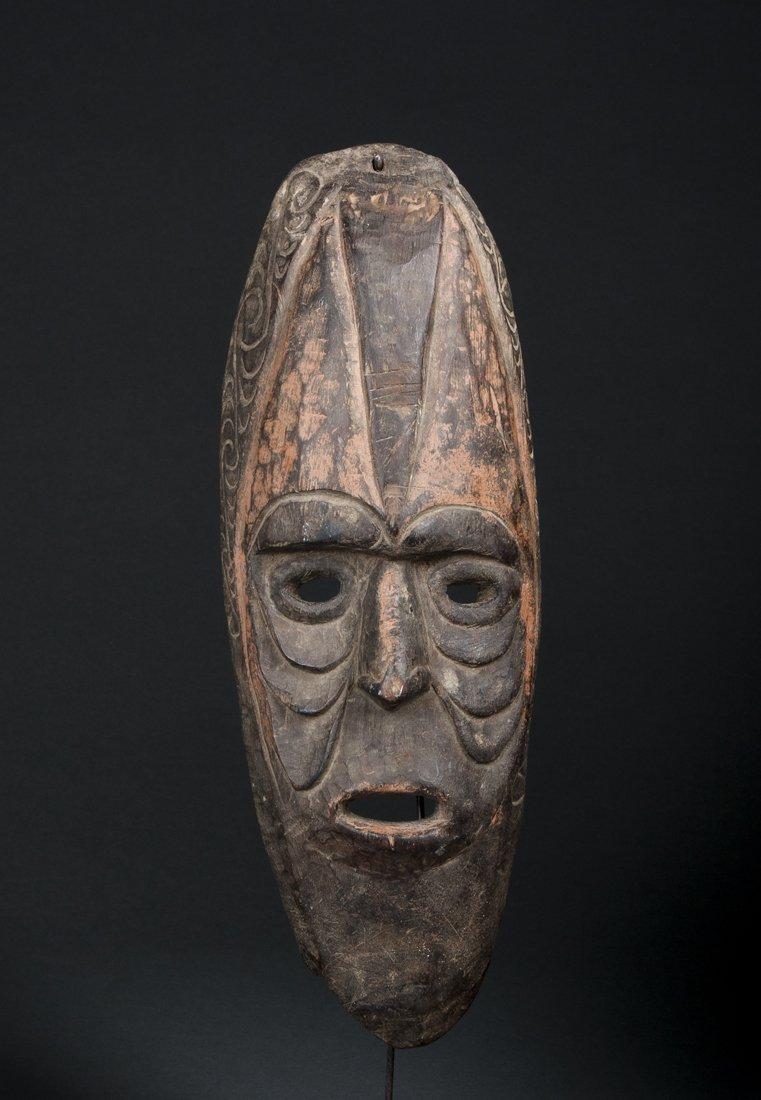 A New Guinea Face mask