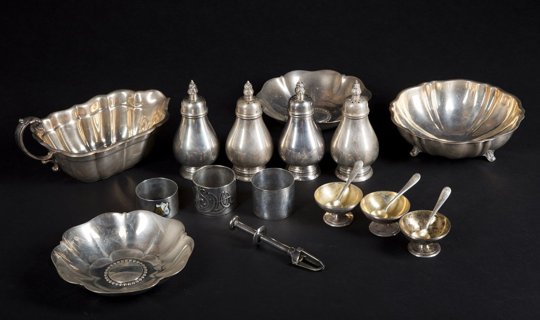 Tiffany and Co. and other Miscellaneous Sterling