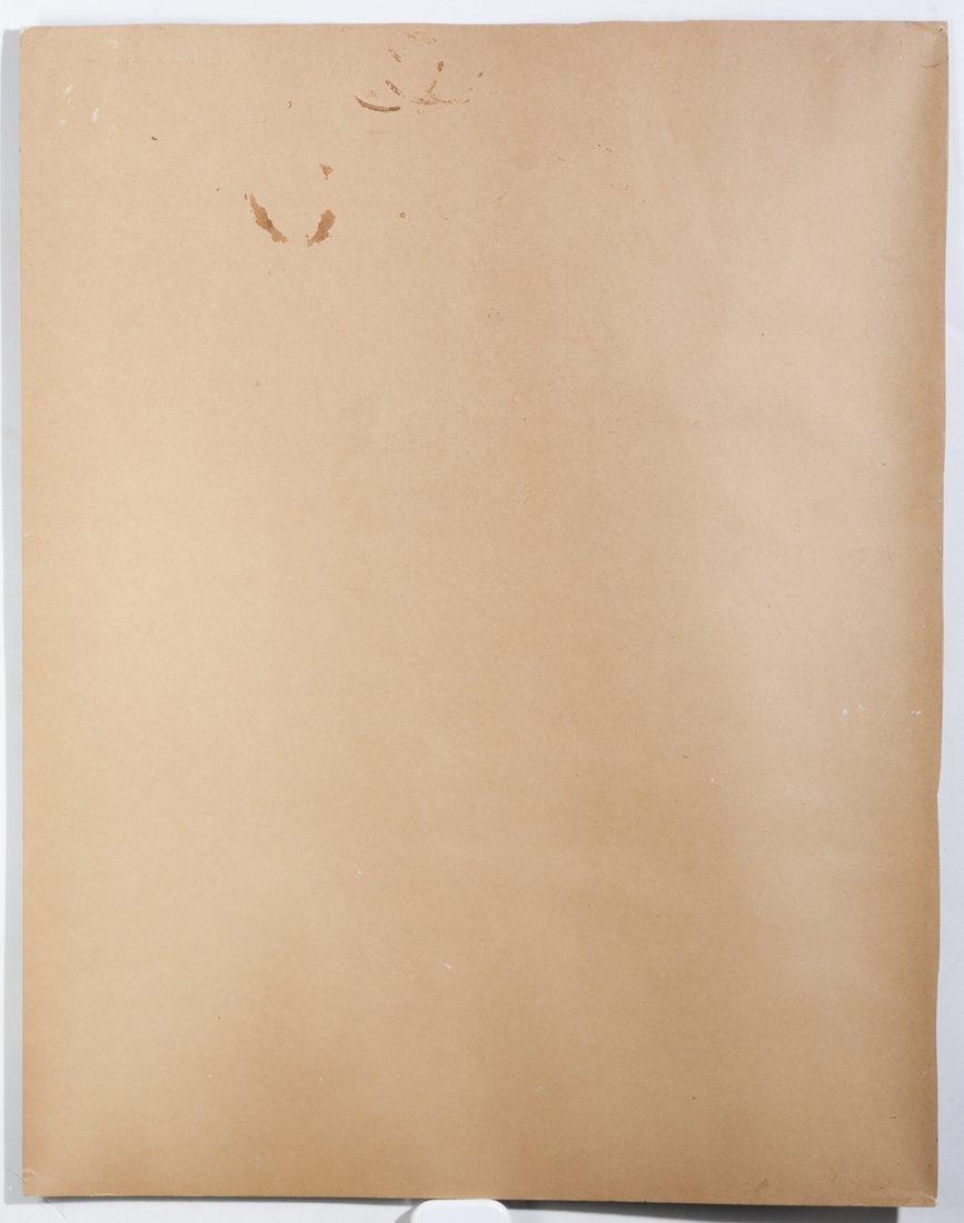 Attributed Ernie Barnes, watercolor of The Sugar Shack - 2
