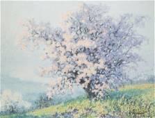 Raymond Thibesart (1874-1968), France, oil on canvas