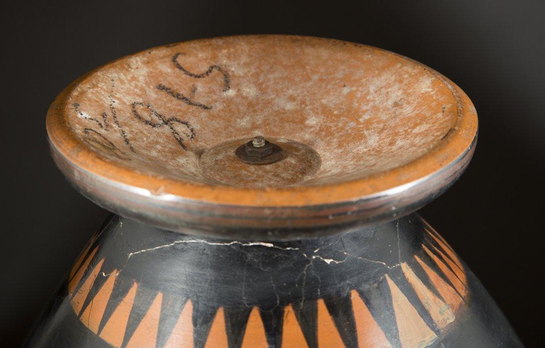 Ancient Greek Red Figure Amphora Vase - 6