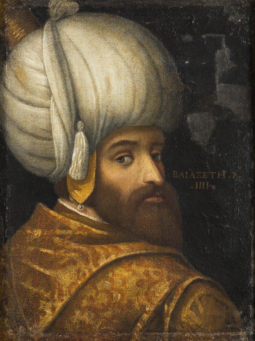 School of Paolo Veronese (1528-1588)
