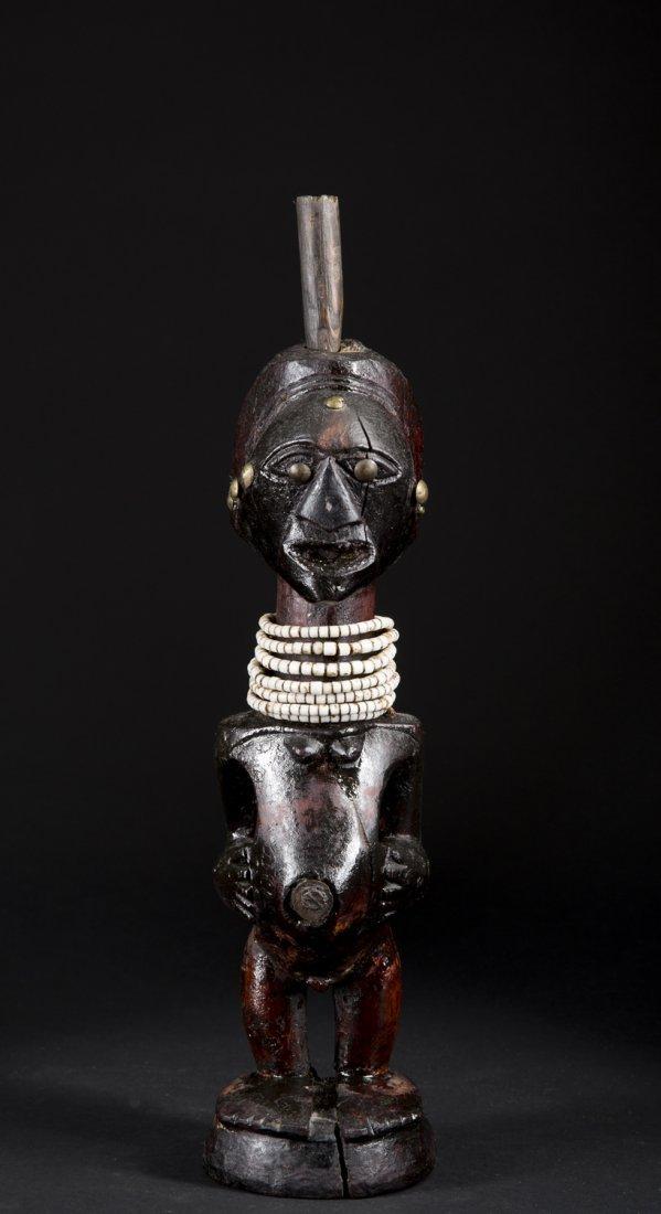 A fine Songye fetish figure--Ex. Segy