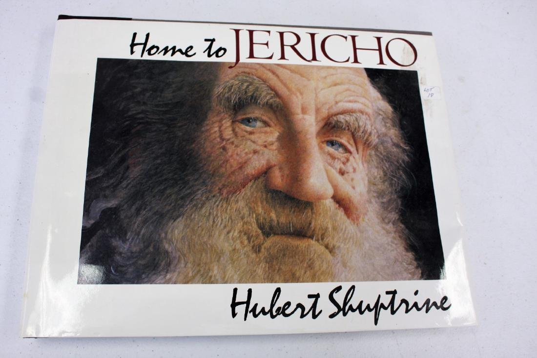 Home to Jericho, Hubert Shuptrine