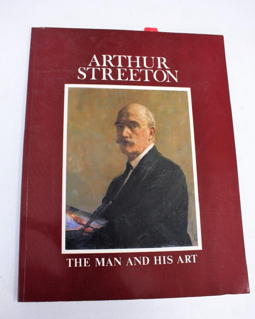 Arthur Streeton: The Man and Hs Art, Anne Kern