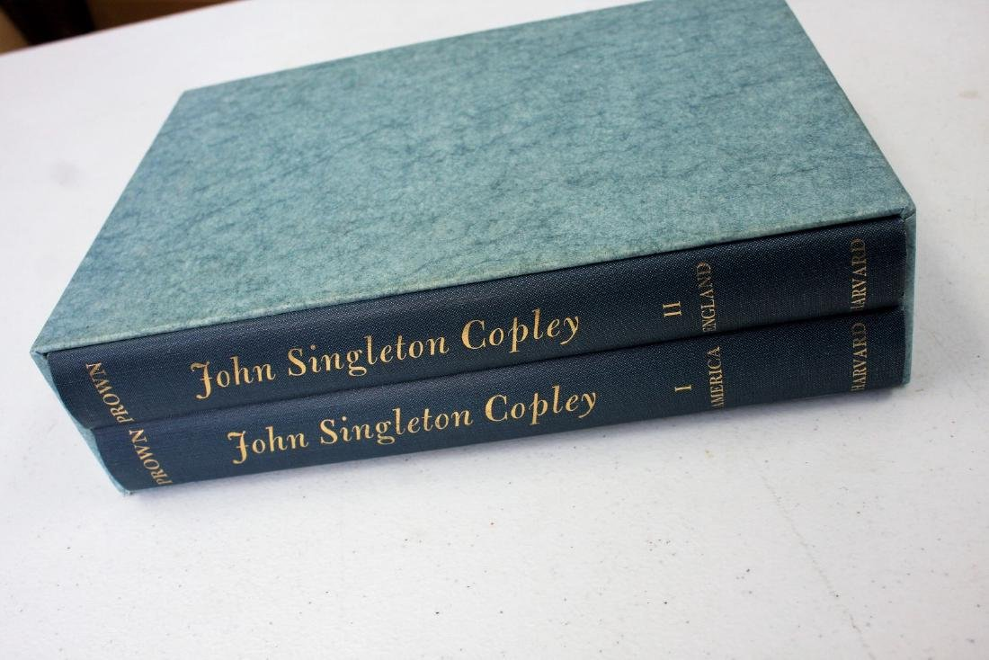 John Singleton Copley, Prown: Two(2) Volume Set