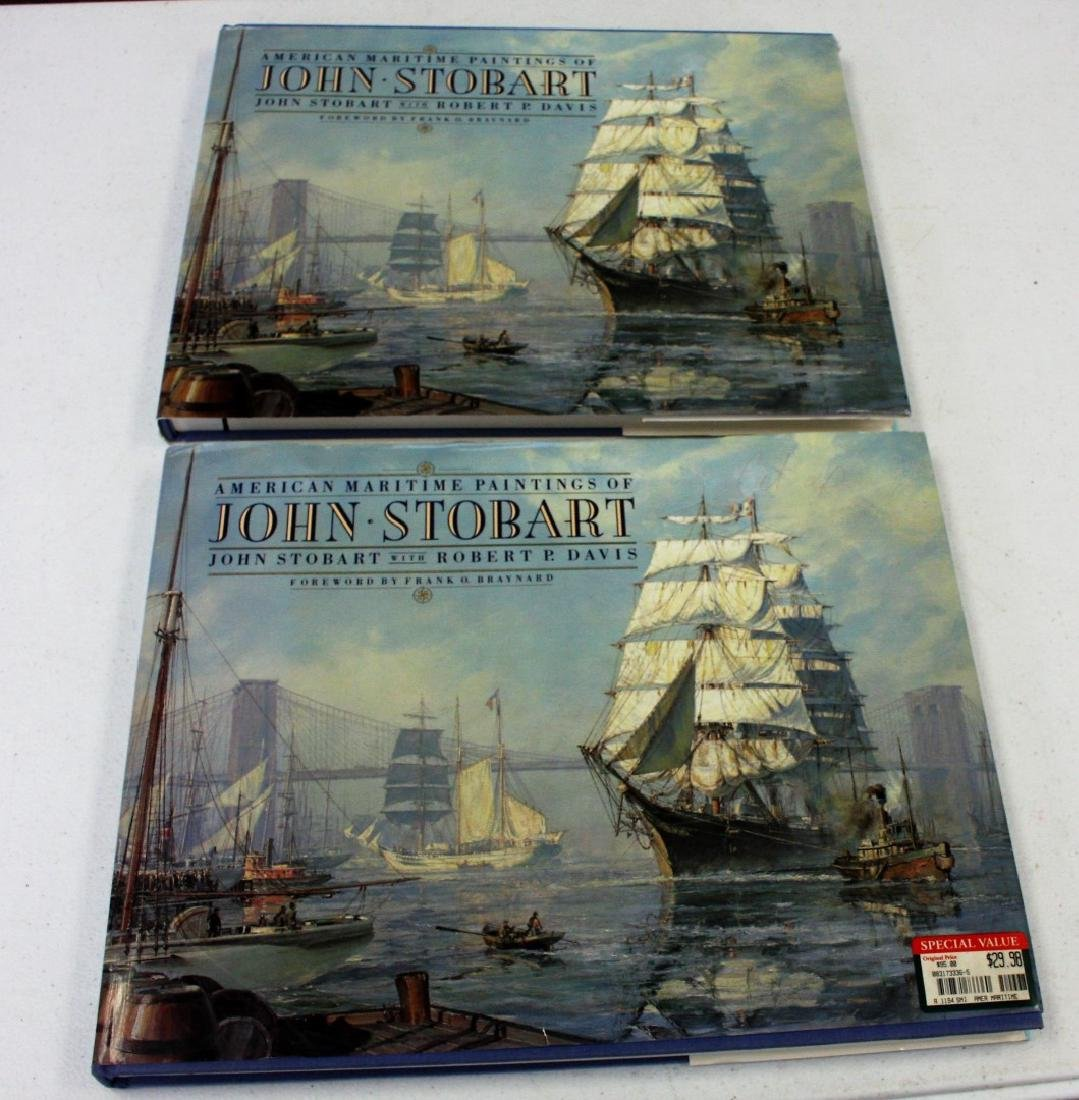 John Stobart: American Maritime Paintings(2)