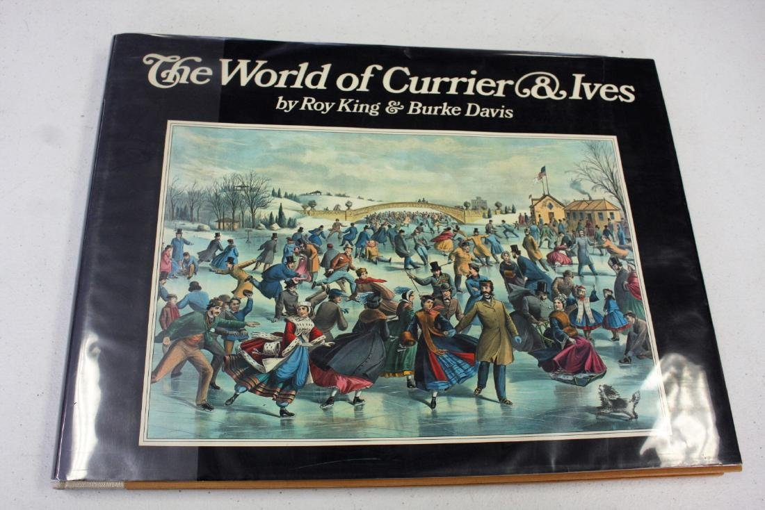 The World of Currier & Ives, R.King/B.Davis