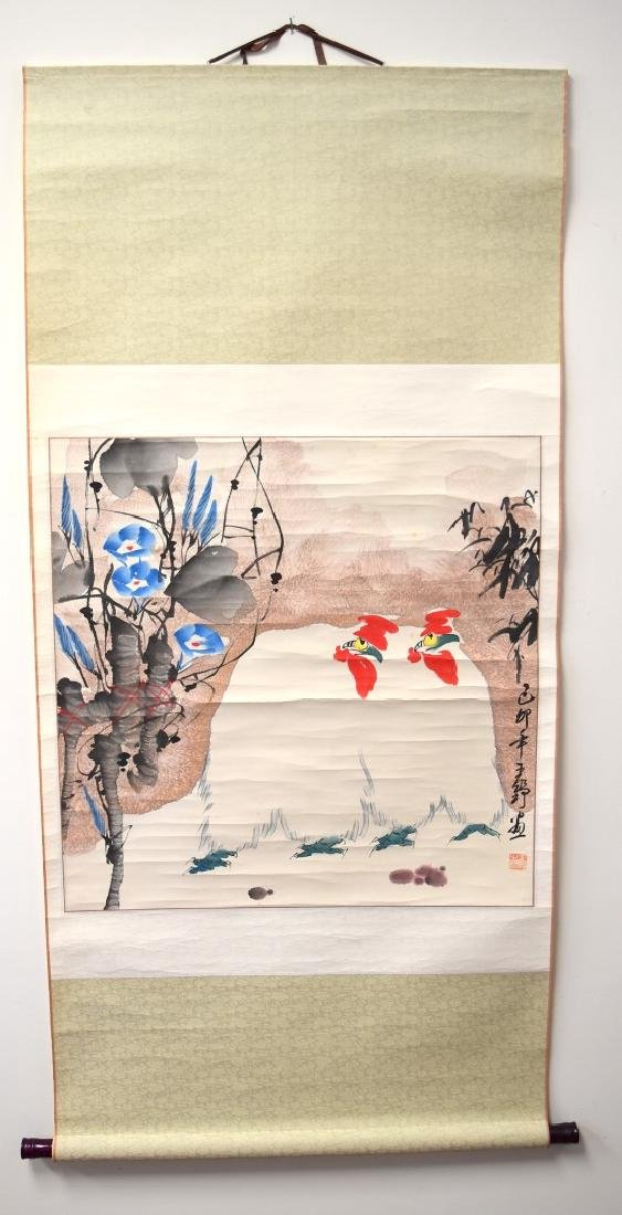 20thC. Chinese Scroll Painting