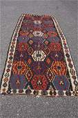 Antique Kilim Carpet 41 x 94