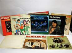 Lot of Miscellaneous LP Records26