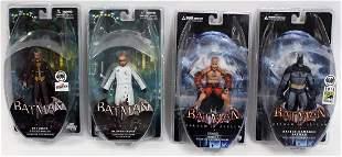 Four4 Collectible Batman Figures