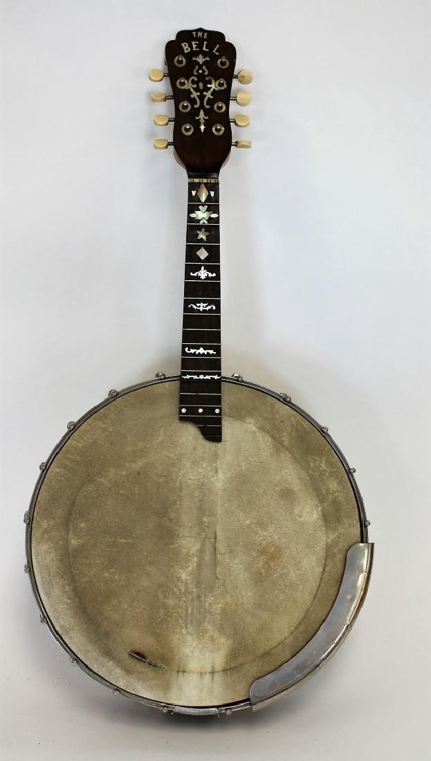 Antique Banjo - The Bell