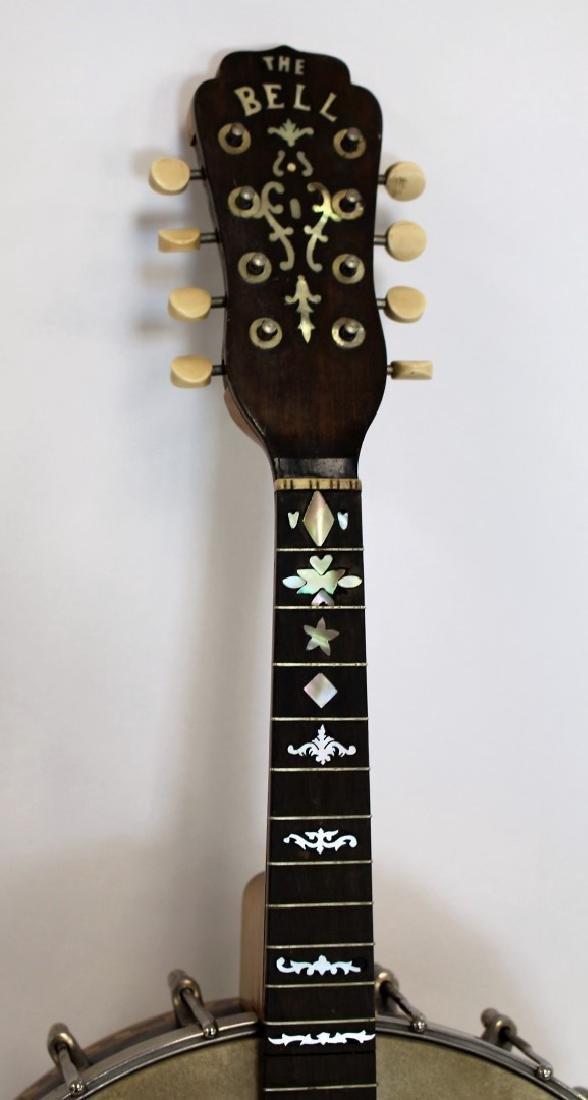 Antique Banjo - The Bell - 4
