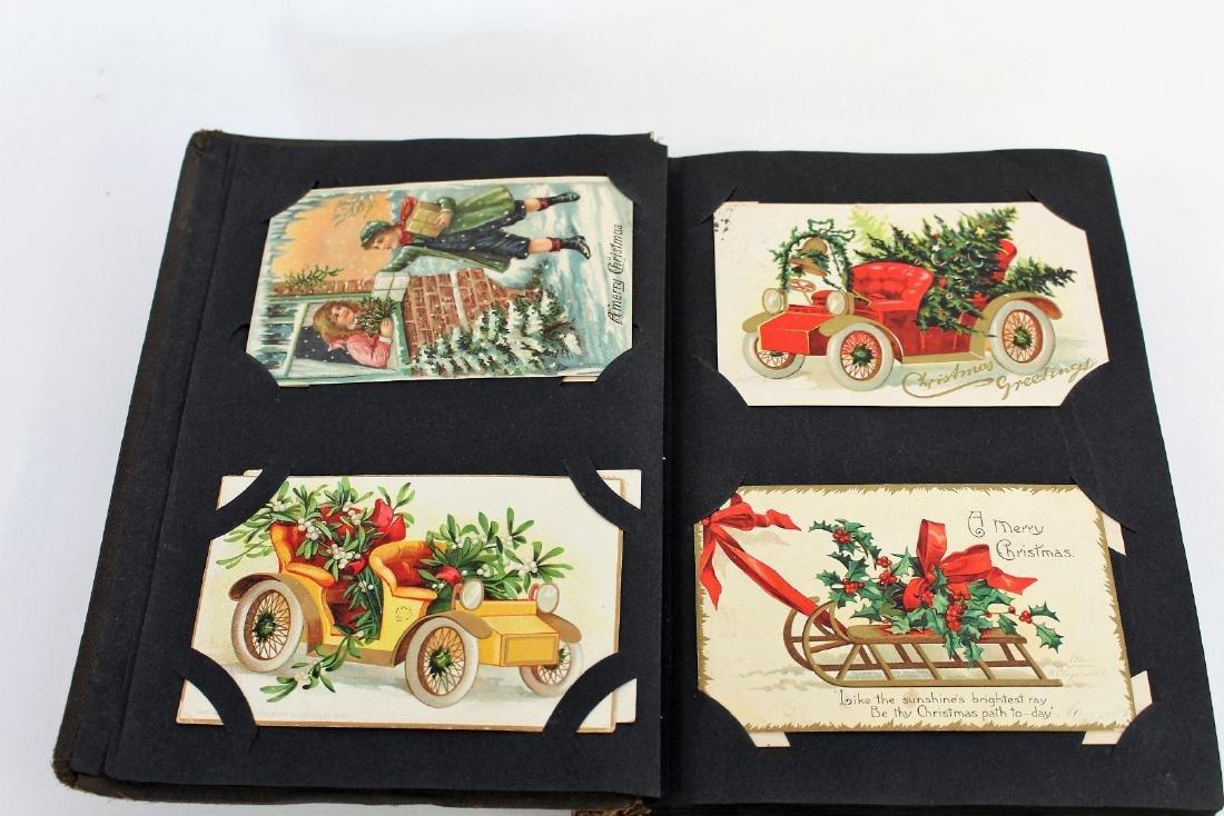 Antique Post Card Album(100+) - 2