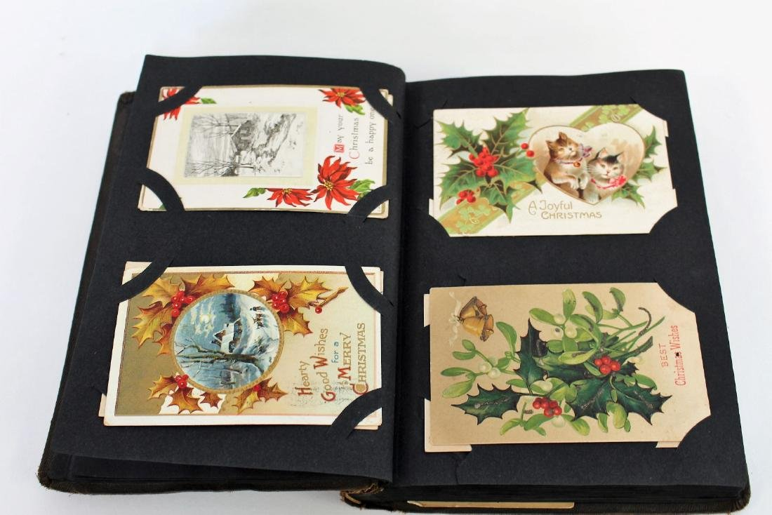 Antique Post Card Album(100+) - 3