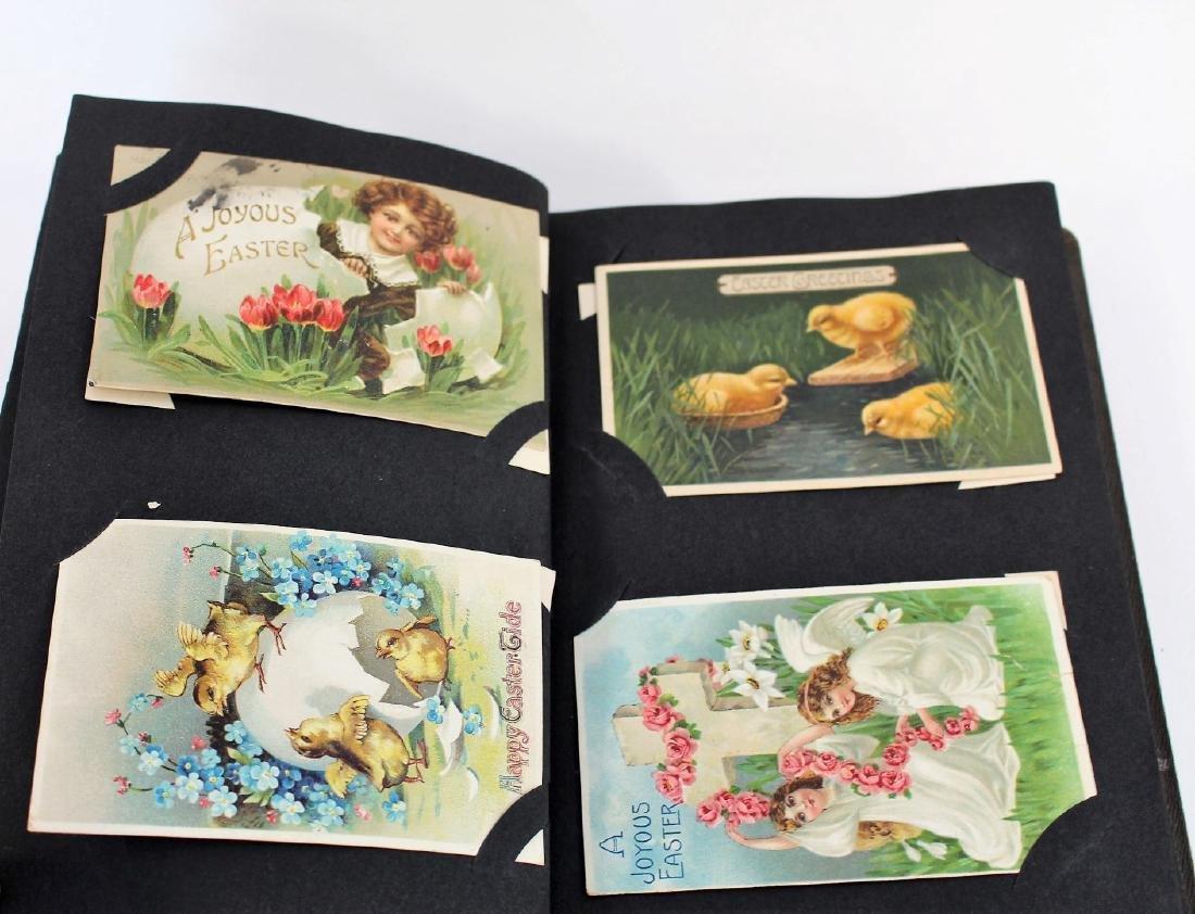 Antique Post Card Album(100+) - 4