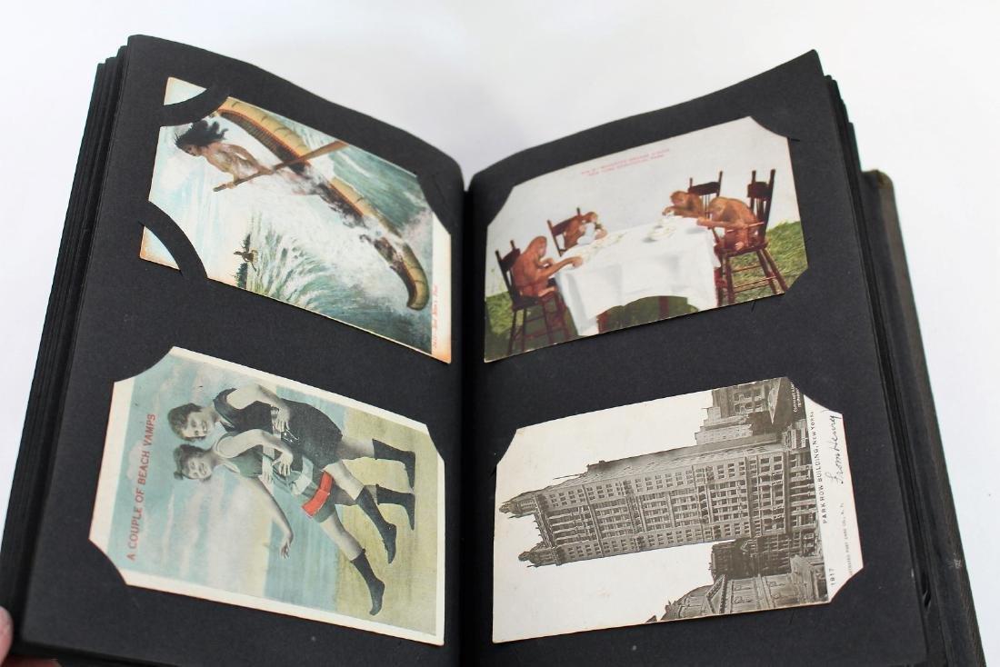 Antique Post Card Album(100+) - 7
