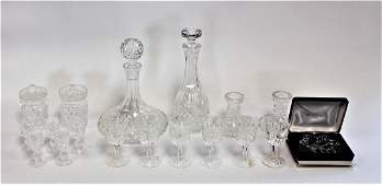 Lot of Miscellaneous Waterford Crystal Items18