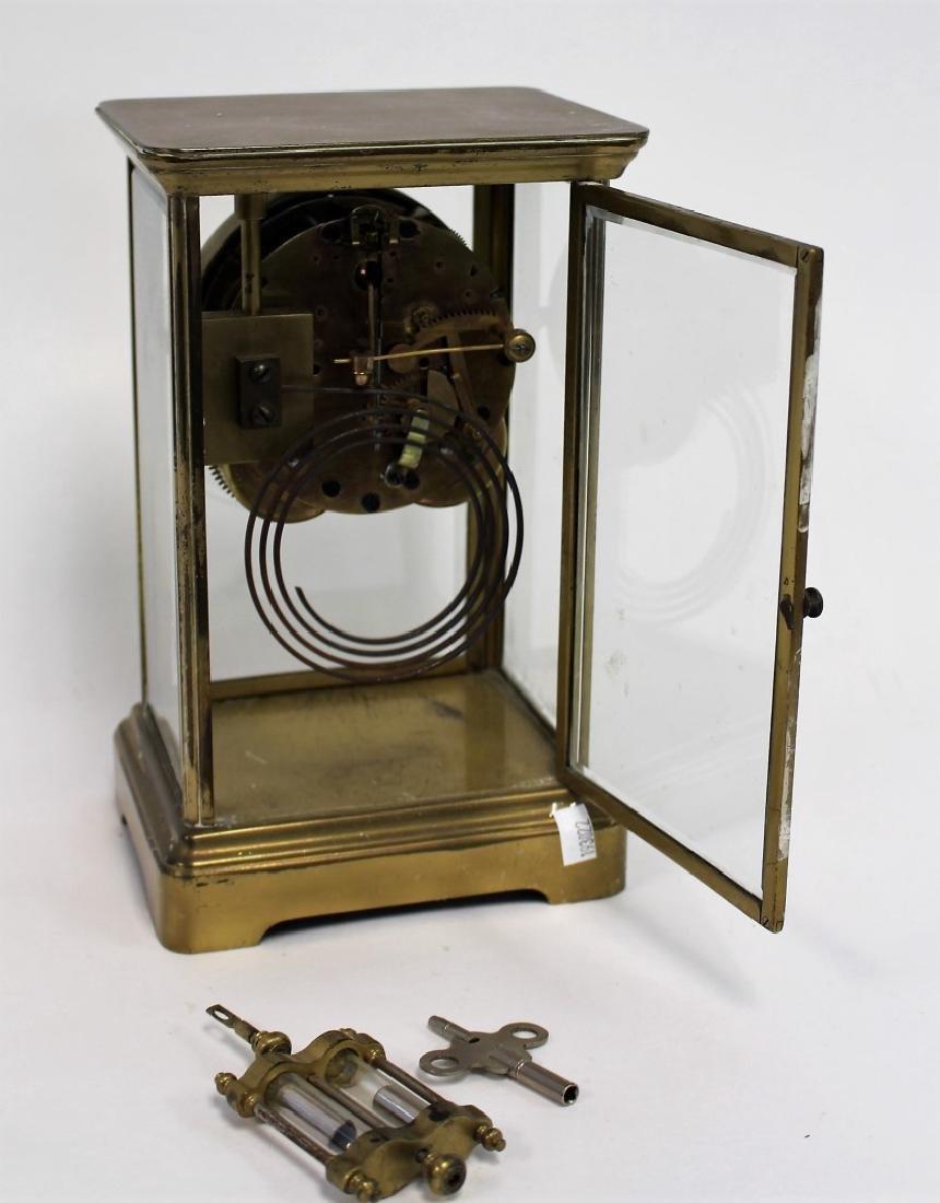 New Haven Crystal Regulator Clock - 6