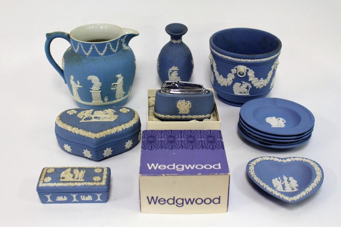 Lot of Miscellaneous Wedgewood Items(12)