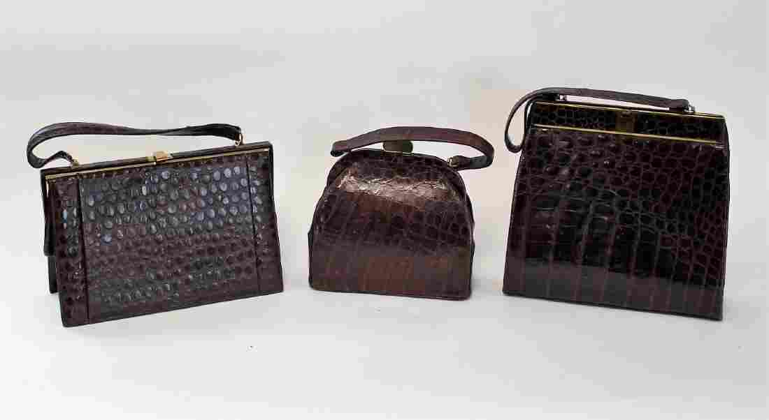 Three(3) Vintage Purses