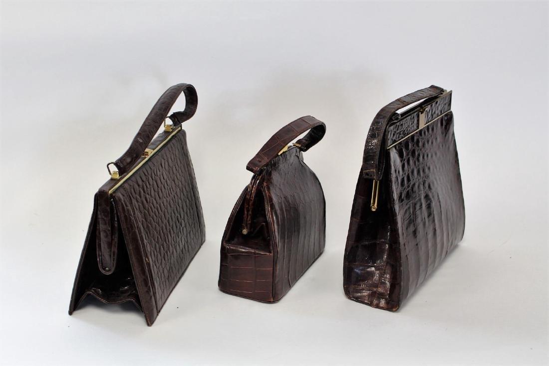 Three(3) Vintage Purses - 5