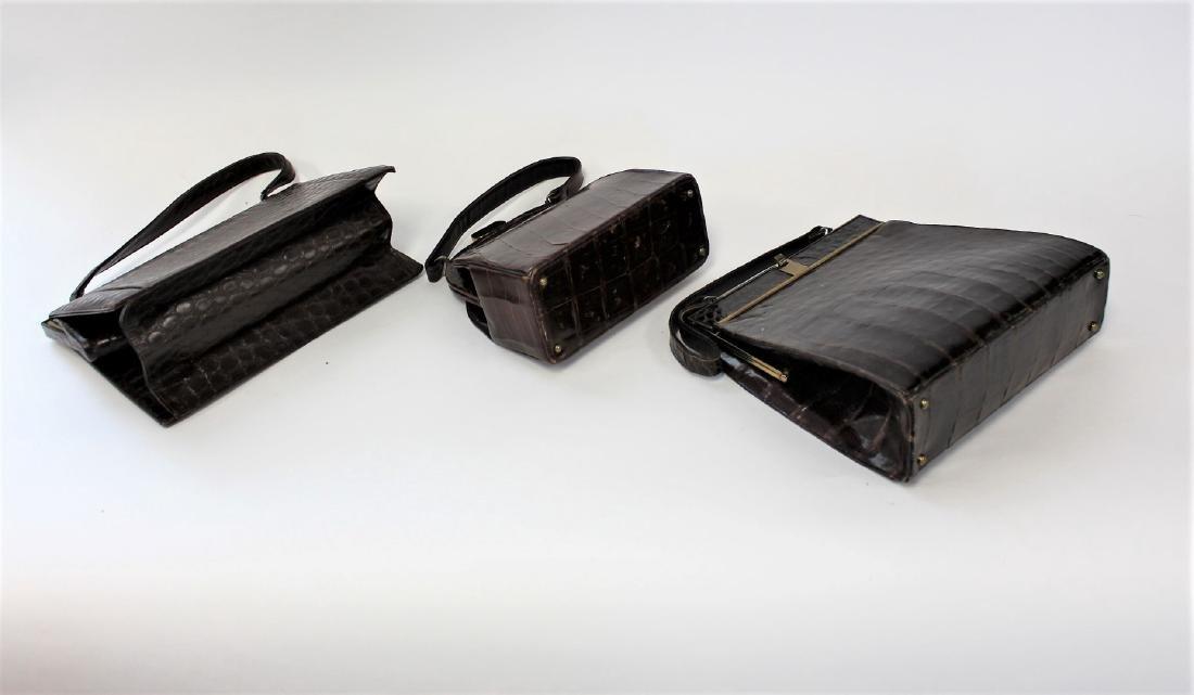 Three(3) Vintage Purses - 6