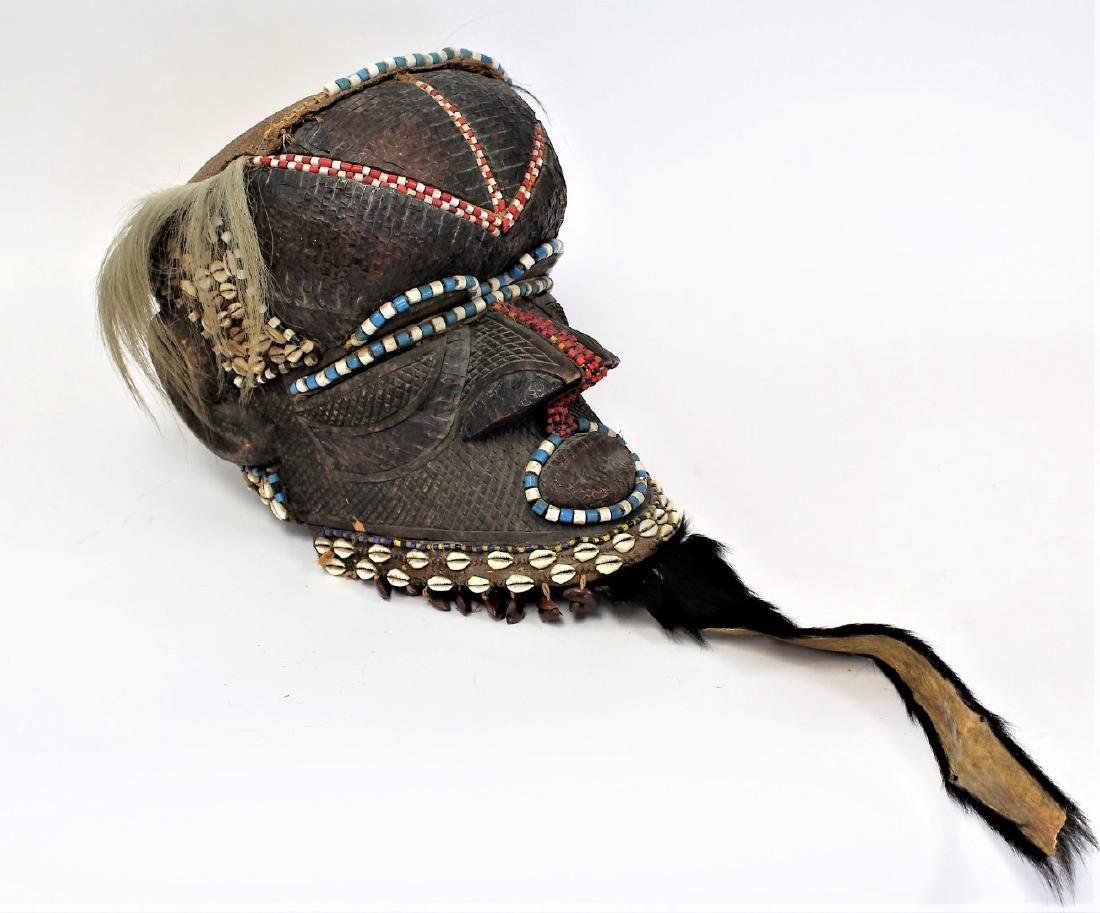 Early African Mask