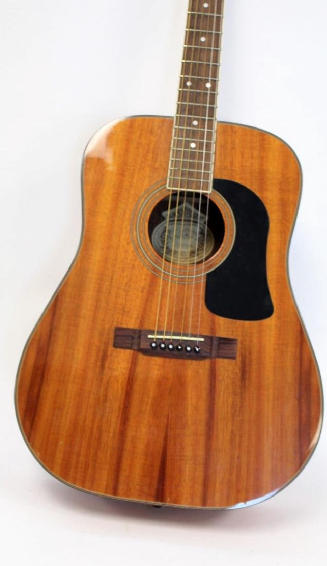Washburn Acoustic Guitar - 2