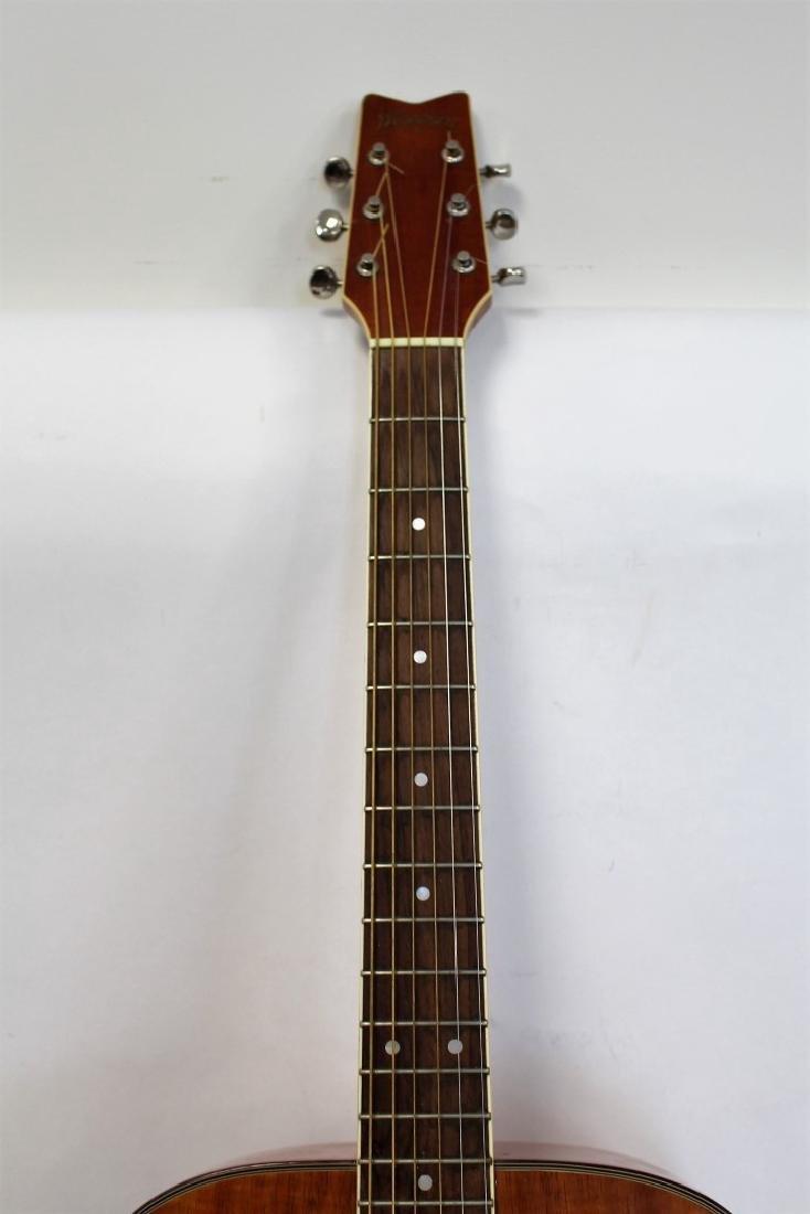 Washburn Acoustic Guitar - 3