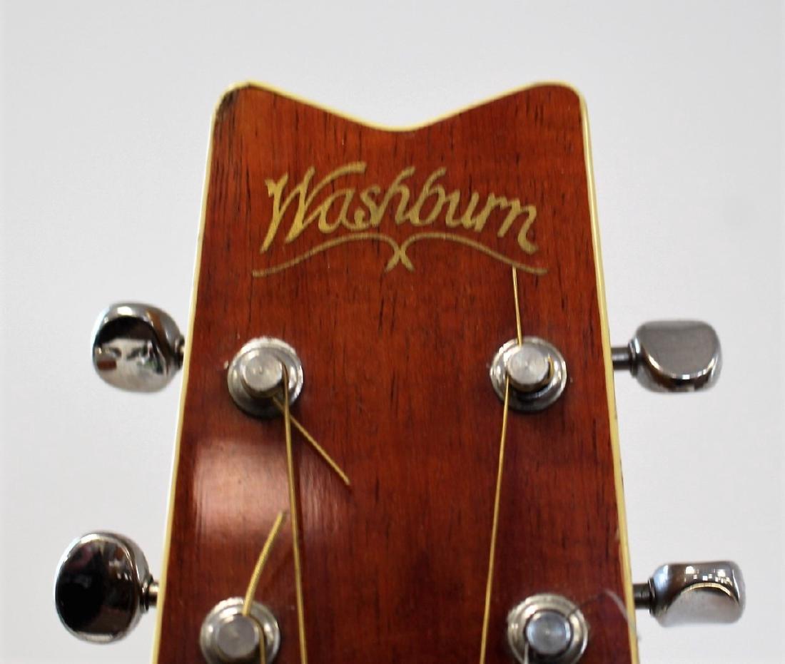 Washburn Acoustic Guitar - 5