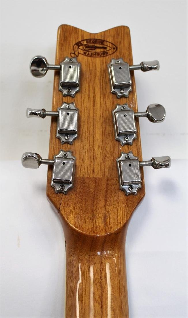 Washburn Acoustic Guitar - 6