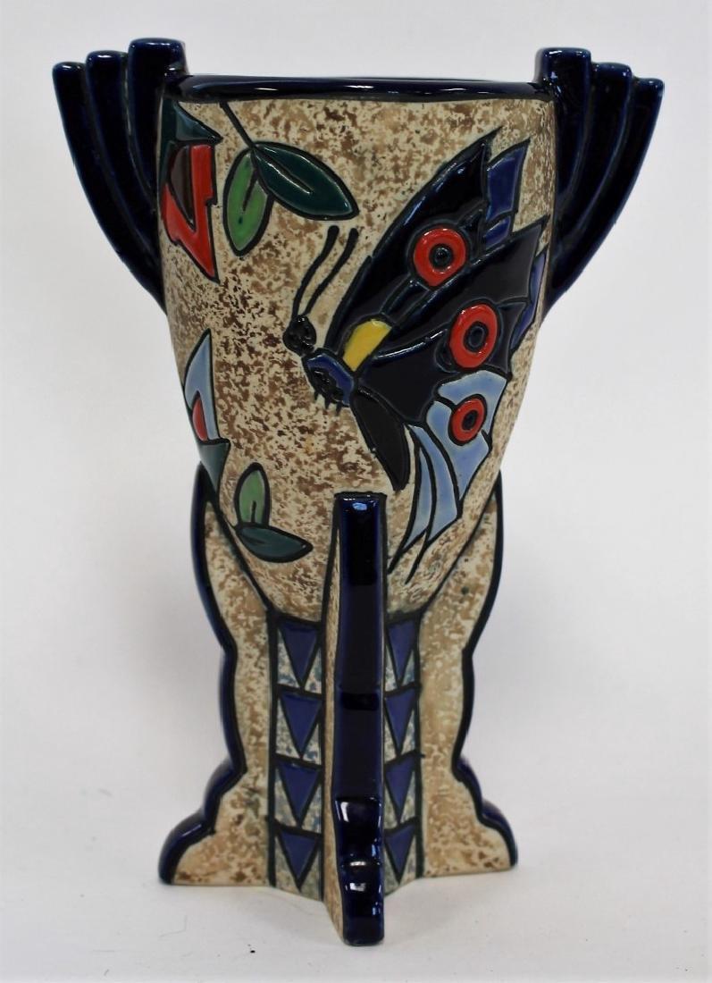 Amphora Art Deco Ceramic Vase