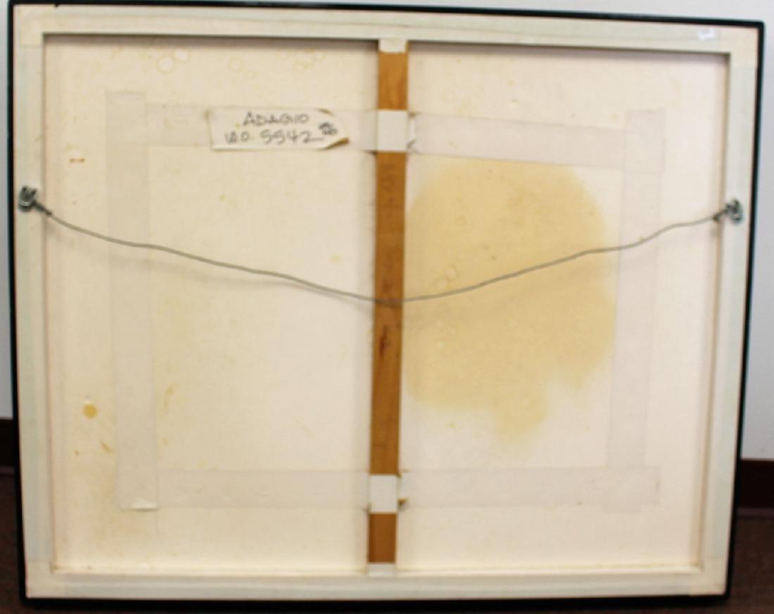 R.C. Gorman; Framed Lithograph - Deseo - 6