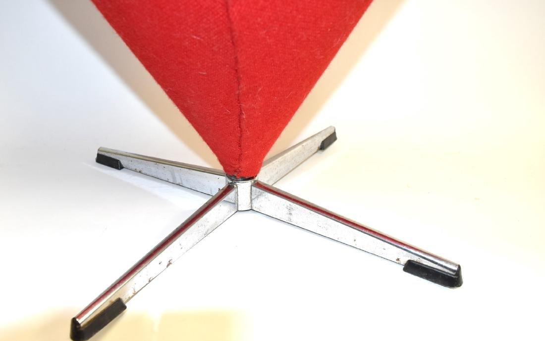 Verner Panton Mid Century Cone Chair - 8