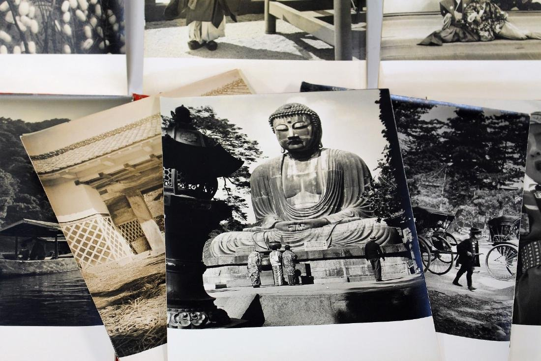 Francis Haar; Portfolio of Vintage Japanese - 2