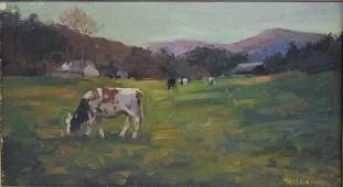 Susan Grisell; 20thC. Oil Painting Signed