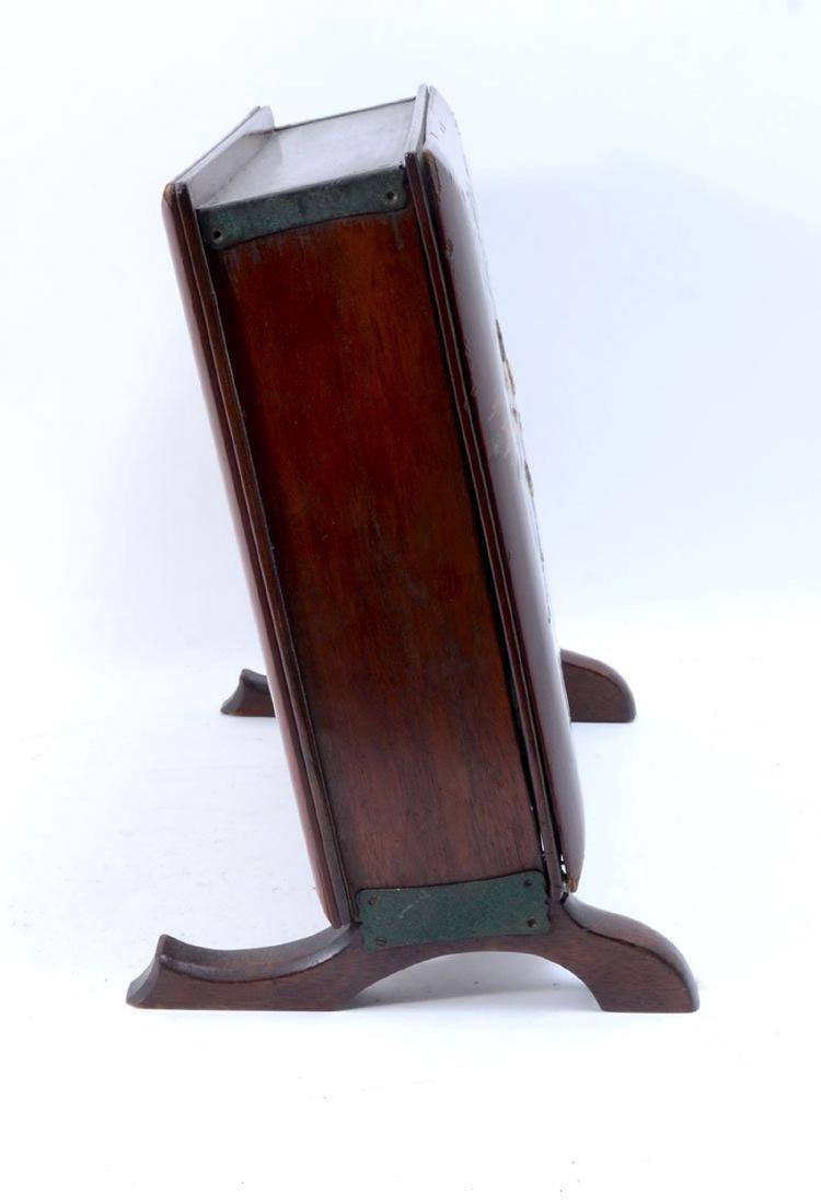 19thC. Japanese Shibiyama Lacquered Box - 2