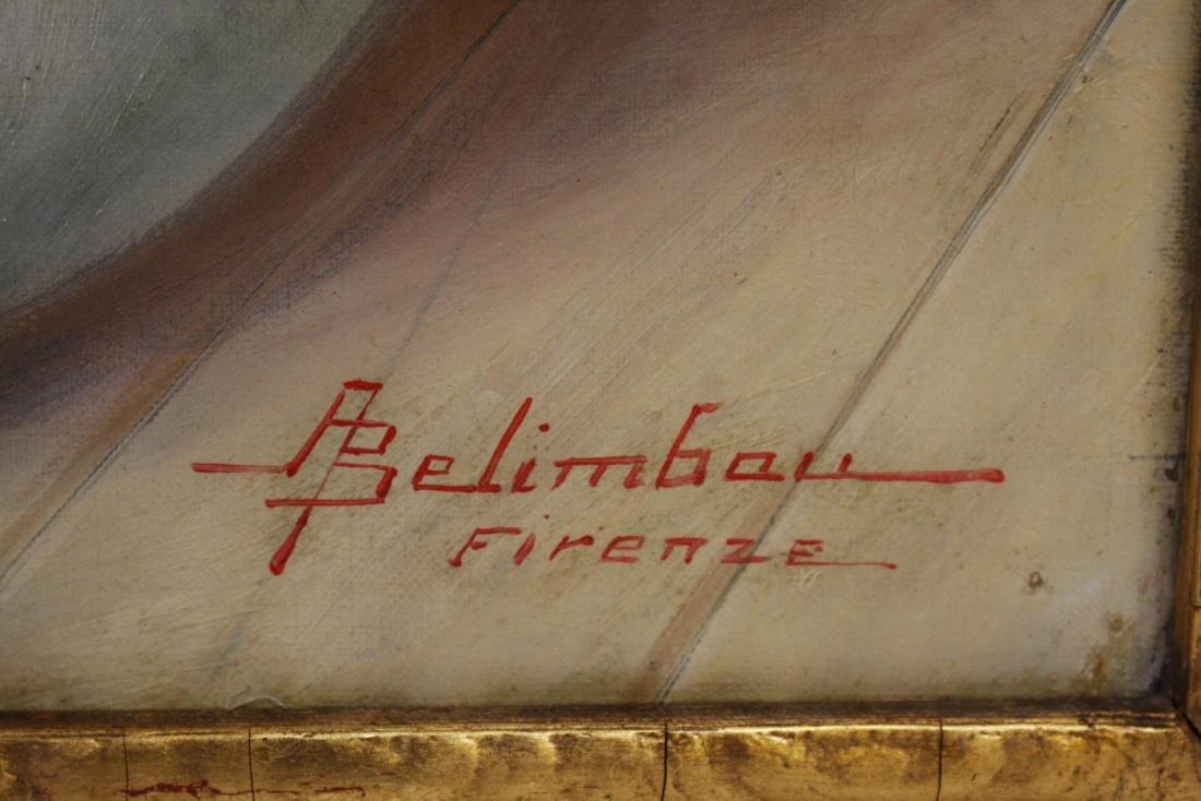 Adolfo Belimbau(Eygpt/Italian 1845-1938) - 8