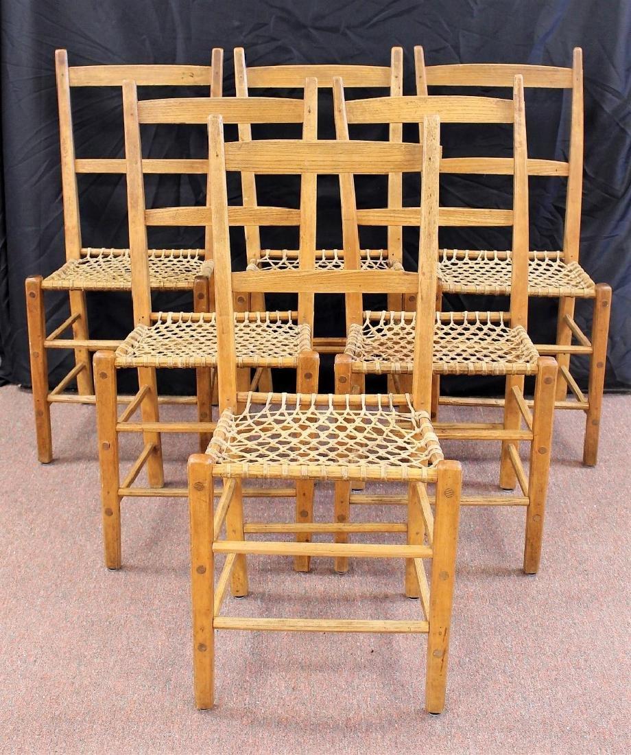 Set of Six(6) Adirondack Chairs