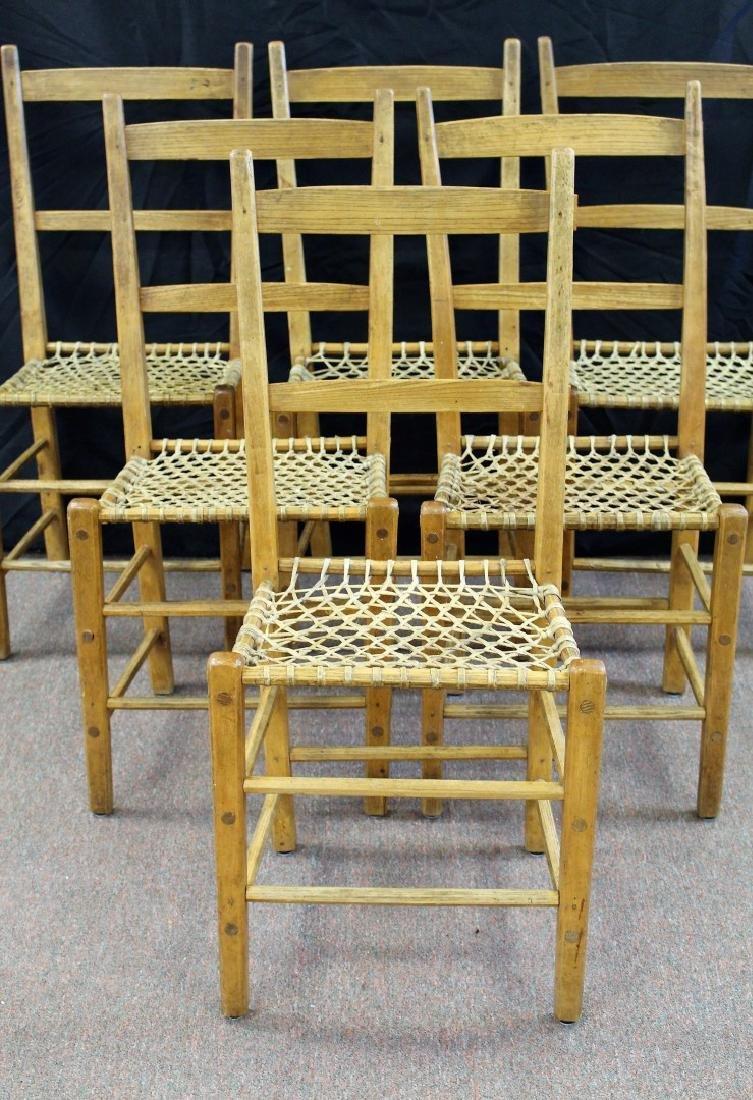 Set of Six(6) Adirondack Chairs - 2