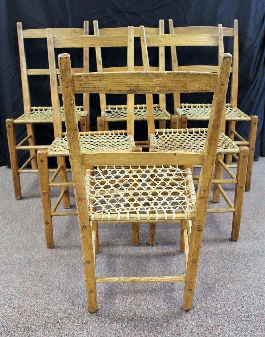 Set of Six(6) Adirondack Chairs - 5