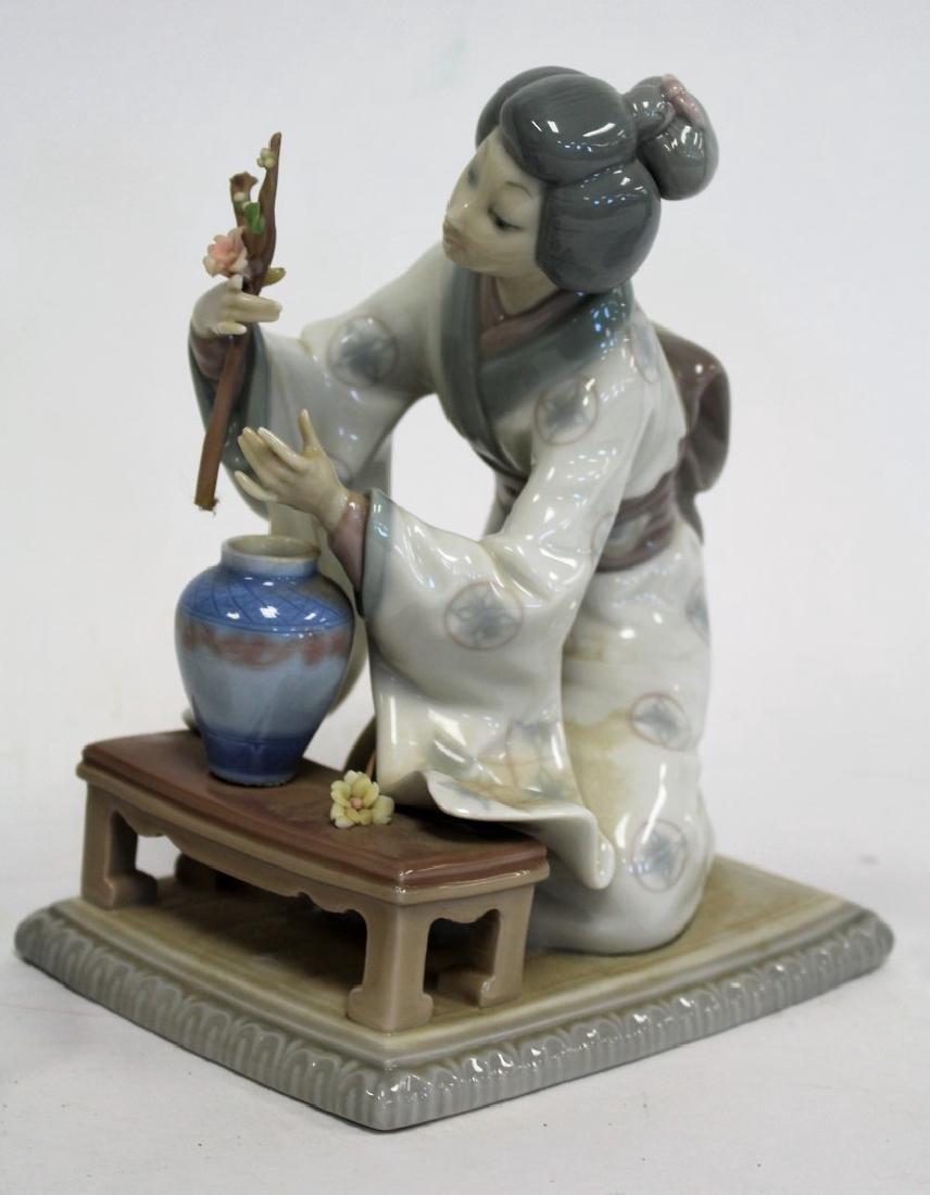 Three(3) Lladro Porcelain Figurines - 3