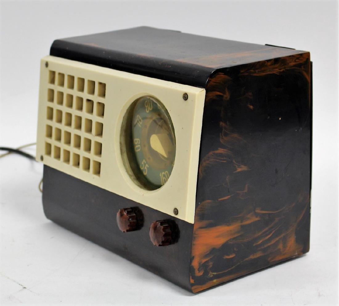 Emerson Art Deco Radio - 3