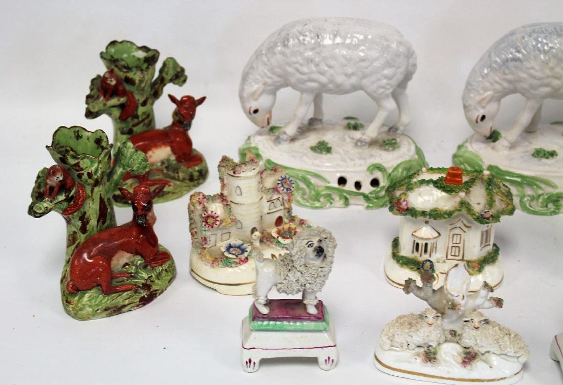 Lot of Miscellaneous Porcelain Groupings(12) - 2