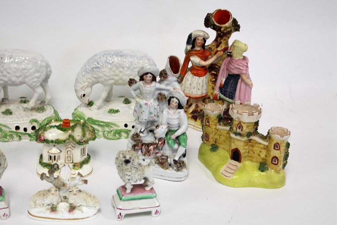 Lot of Miscellaneous Porcelain Groupings(12) - 3