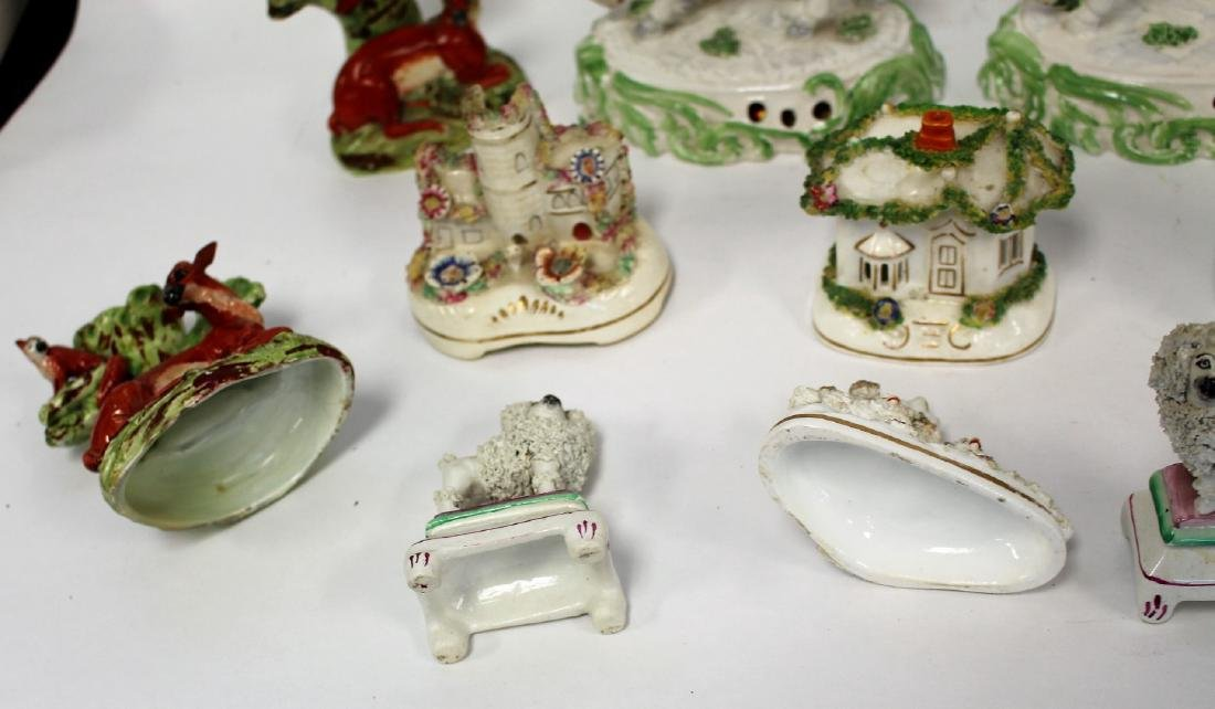 Lot of Miscellaneous Porcelain Groupings(12) - 4